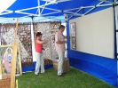 Prezentacja Twórców Ziemi Rudnickiej podczas Biesiady Leaderowskiej ZARZECZE 2011 - 5.06.2011