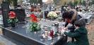 Przedstawiciele Towarzystwa Miłośników Ziemi Rudnickiej wspominali zmarłych - 11.11.2020