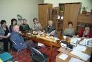 Spotkanie członków Towarzystwa Miłośników Ziemi Rudnickiej - 18.01.2012