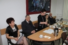 Spotkanie opłatkowe Członków Towarzystwa Miłośników Ziemi Rudnickiej - 23.01.2015