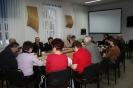 Spotkanie Zarządu i Kolegium Redakcyjnego Towarzystwa Miłośników Ziemi Rudnickiej - 17.03.2010