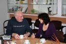 Spotkanie Zarządu i Zespołu Redakcyjnego Towarzystwa Miłośników Ziemi Rudnickiej - 25.10.2010
