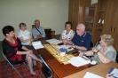Spotkanie Zarządu i Zespołu Redakcyjnego Towarzystwa Miłośników Ziemi Rudnickiej - 29.06.2012