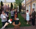 Zakończenie II Międzynarodowego Sympozjum Form Przestrzennych w Wiklinie - Rudnik nad Sanem 2010 - 01.05.2010