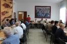 Zebranie członków Towarzystwa Miłośników Ziemi Rudnickiej - 22.08.2014